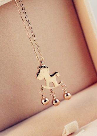 jewels disheefashion rose gold gold necklace fashion