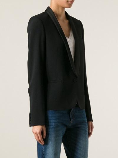Vanessa Bruno Tuxedo Blazer - Smets - Farfetch.com