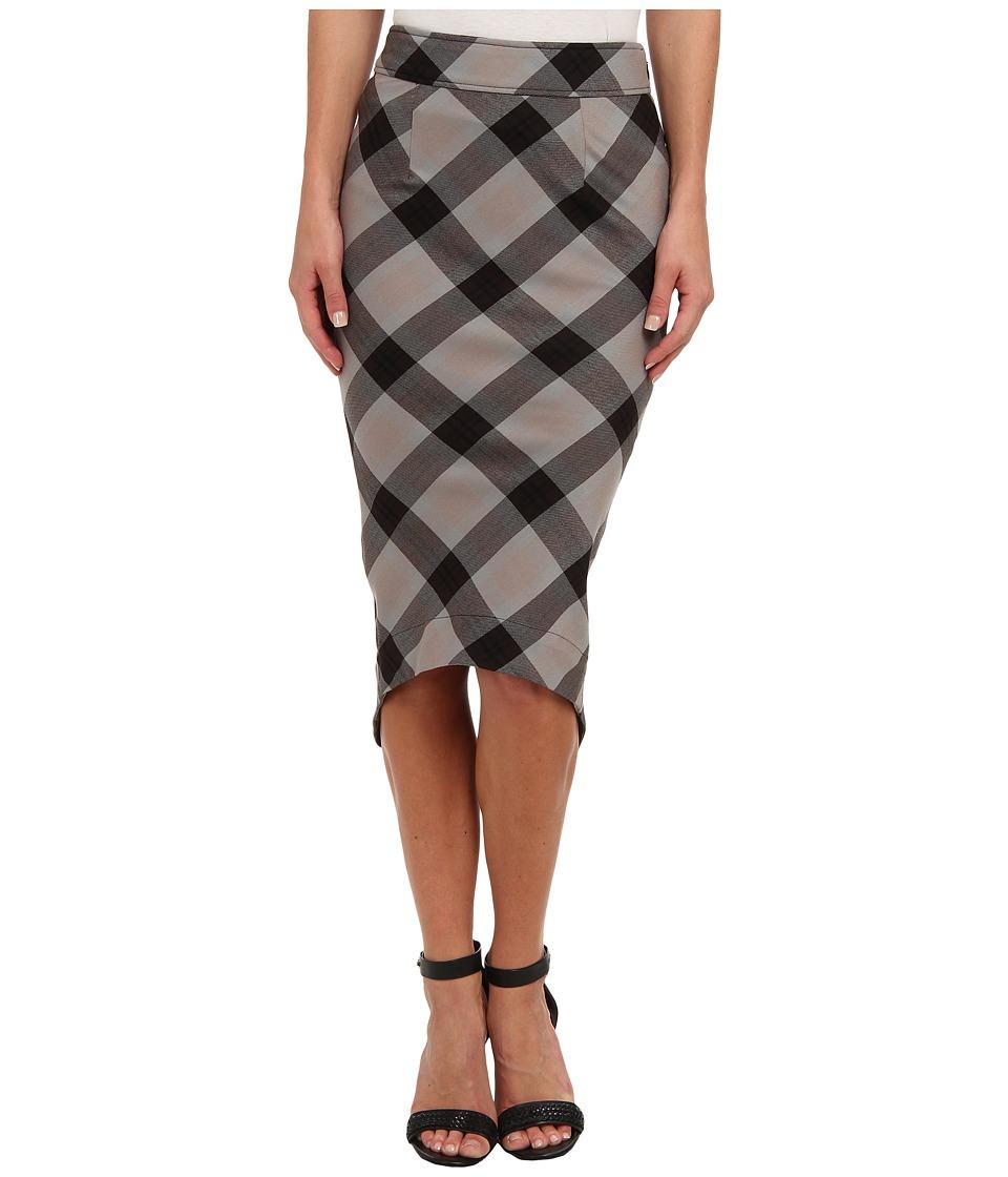 Free people geometric skirt