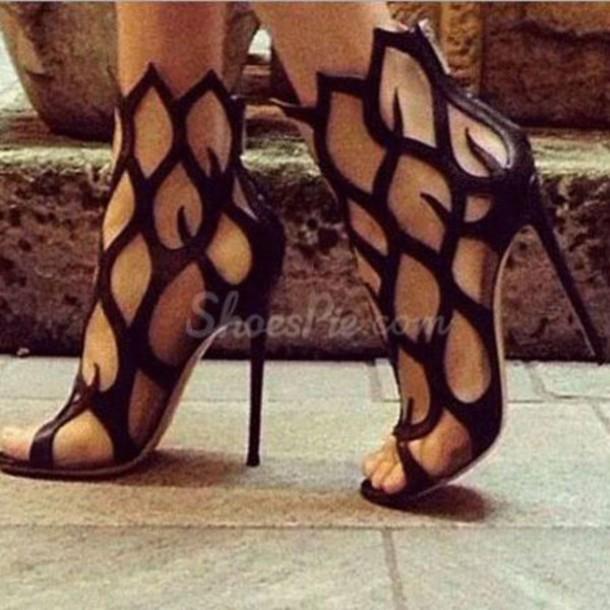 Shoes Black Heels High Heels Sandals Sneakers Summer Tumblr Summer Shoes Cute Vintage Hipster Boho Bohe N