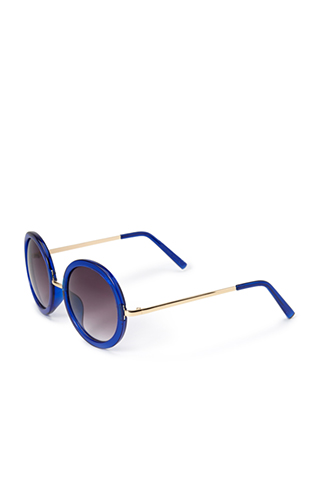 Retro Doll Round Sunglasses | FOREVER 21 - 1000068001