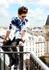 shirt,clothes,jared leto