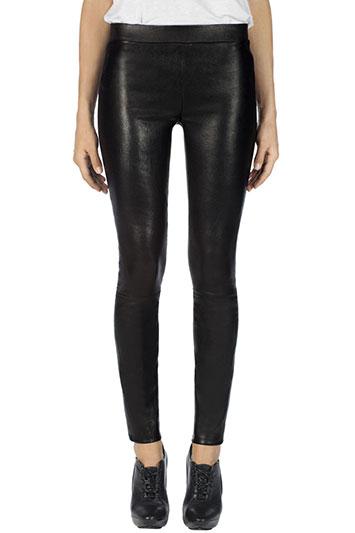 L8007 leather legging