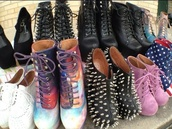 shoes,jeffrey campbell,high heels,pumps,killer heels,studs,spikes,suede shoes,leather,sassy