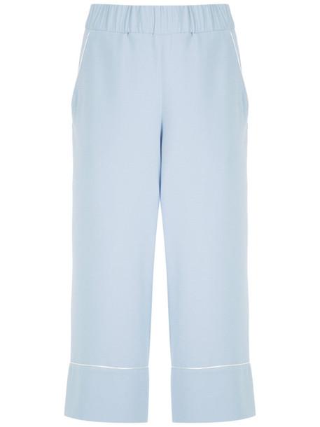Olympiah cropped women pants