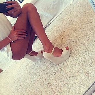 shoes pumps sparkly heels heels on gasoline high heels white high heels girly girly wishlist style party