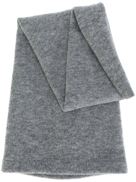Flapper women beanie wool grey hat