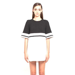 Boutique Dandelion — Cameo, We Are Young Dress in Black/White