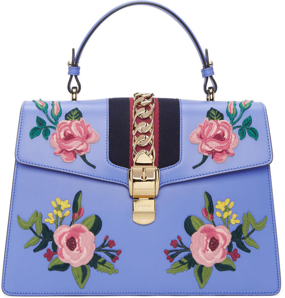 gucci bag blue
