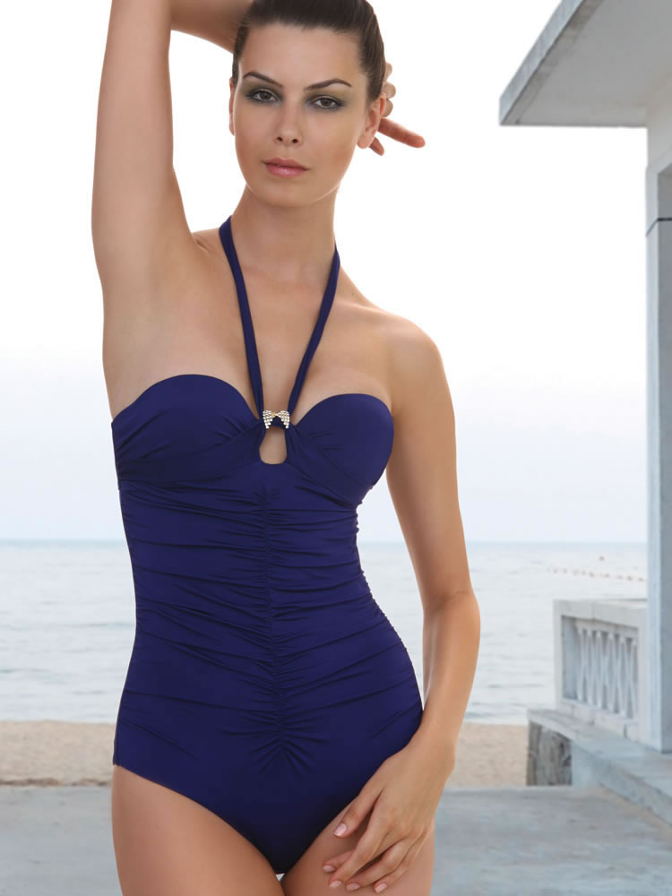 Beloved one piece bathing suit