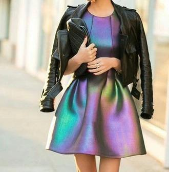 dress beautiful design multicolor