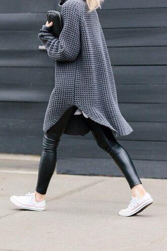 sweater jumper leggings knitwear