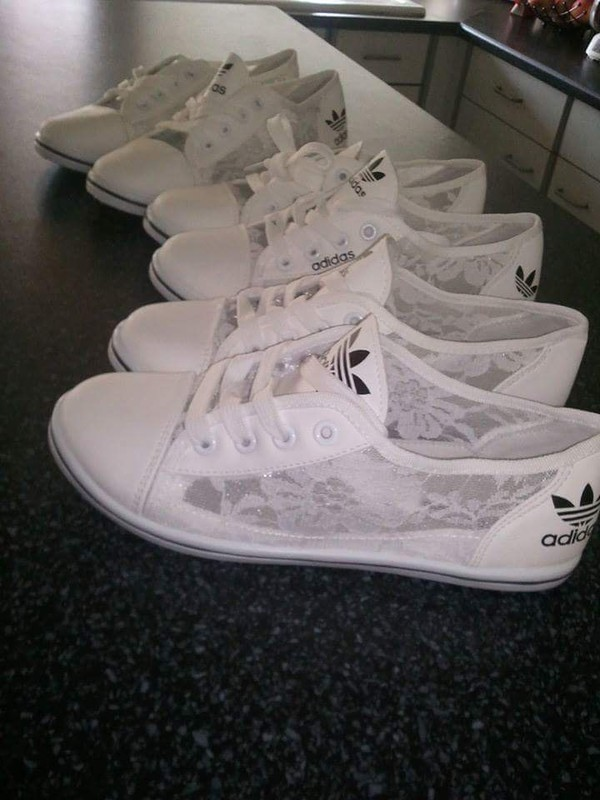 Shoes Adidas Dentelle Wheretoget