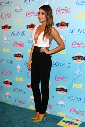jumpsuit shay mitchell pretty little liars