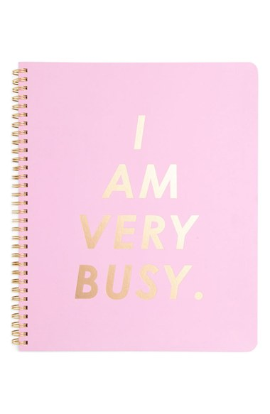 ban.do 'Rough Draft - Large' Notebook | Nordstrom