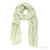Tilo Bamboo Viscose Light Green Scarf / TheFashionMRKT