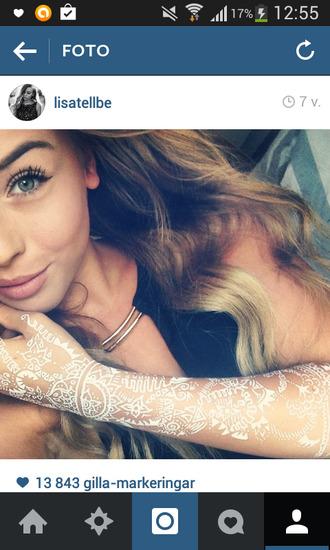 lisa tellbe make-up henna
