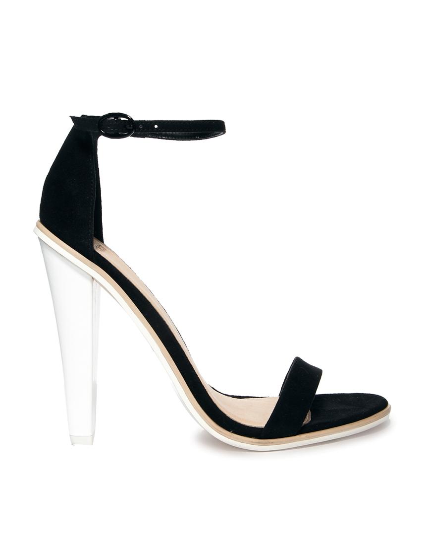 ASOS HOLBORN Heeled Sandals at asos.com