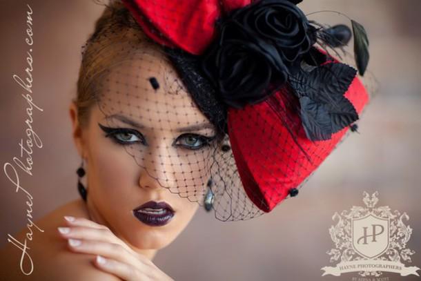 hat hair accessory