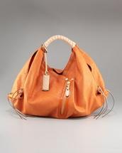 orange,bag