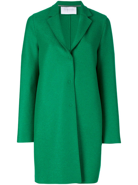 HARRIS WHARF LONDON coat women wool green