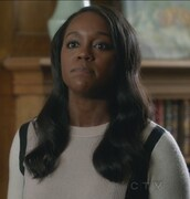 sweater,colorblock,cashmere,Michaela Pratt,how to get away with murder,Aja Naomi King