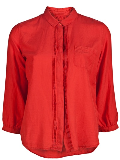 Levi's: Made & Crafted Pleated Shirt - American Rag - farfetch.fr