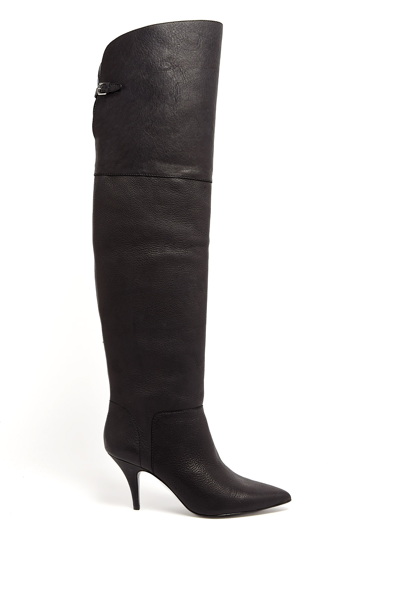 3.1 Phillip Lim  | Kitty Thigh High Mid Heel Pointed Boot by 3.1 Phillip Lim