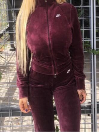 jumpsuit india westbrooks nike sportswear nike burgundy sweater burgundy