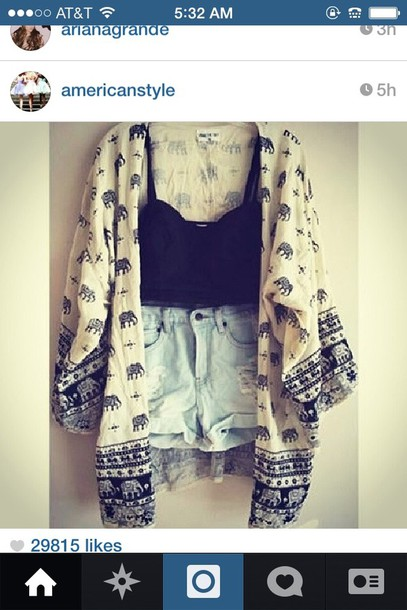 coat shirt shorts