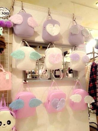 bag kawaii style pastel kawaii bag