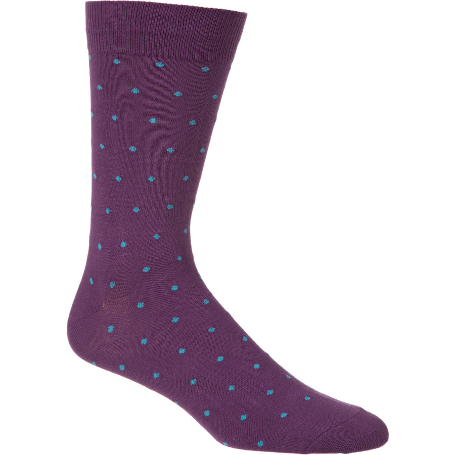 Richer Poorer Polka Dots Socks