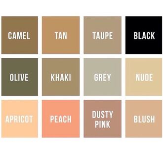 dress nude nude dress nude sandals nude high heels nude heels khaki khaki coat olive green taupe taupe heels tan grey apricot peach dusty pink