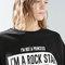 Printed sweatshirt - sweatshirts - trf | zara united states