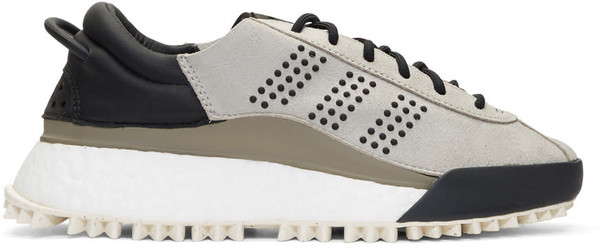 ADIDAS ORIGINALS BY ALEXANDER WANG sneakers grey shoes