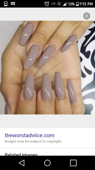 nail accessories coffin nails