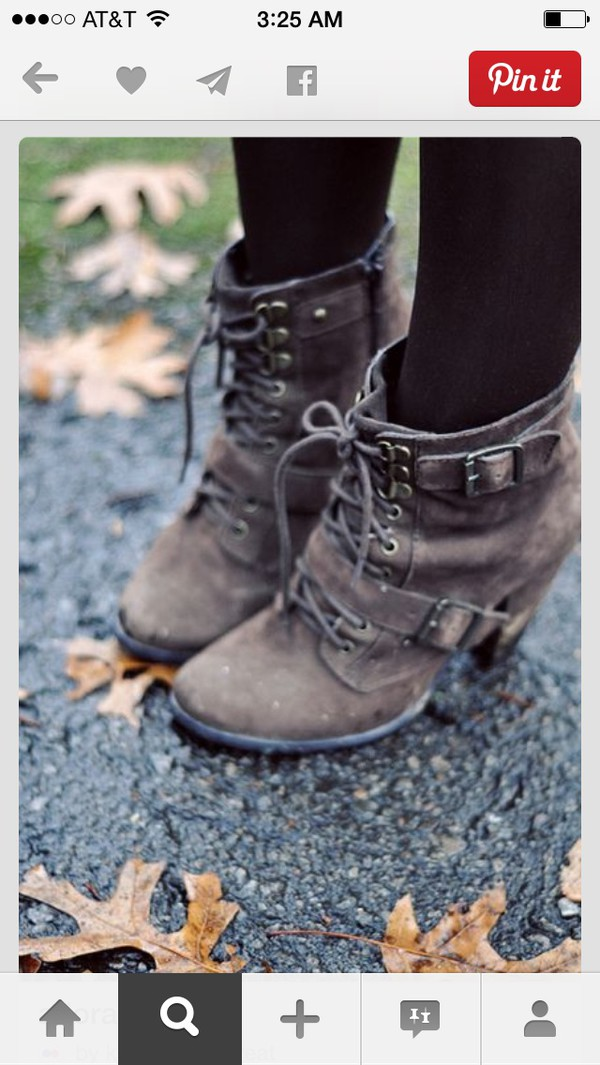 shoes heels buckles boots booties