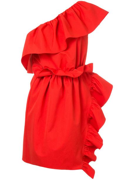 GOEN.J dress women red