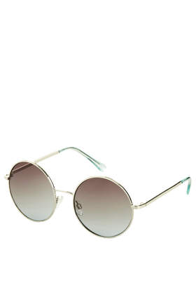 Morris Metal Round Sunglasses - Sunglasses - Bags & Accessories - Topshop