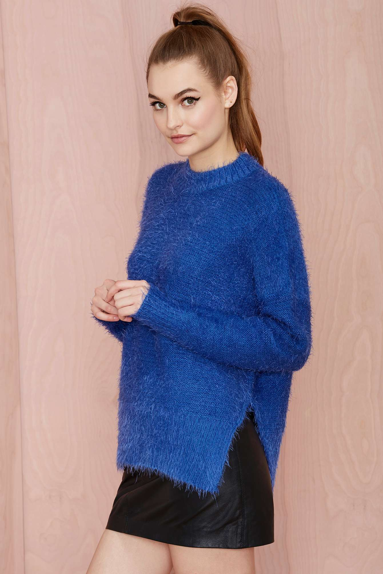 Nasty gal shag appeal sweater