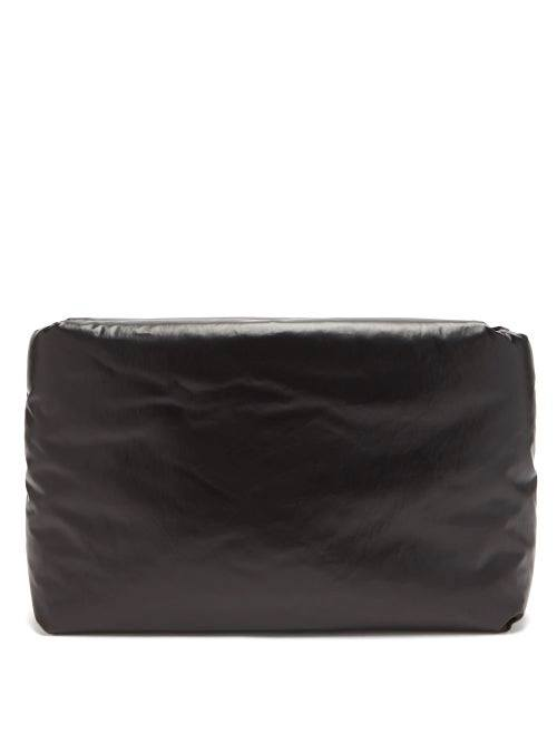 Kassl Editions - Oil Canvas Pouch - Womens - Black