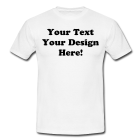 Design your own t shirt create custom t shirts spreadshirt for Create your own t shirt design