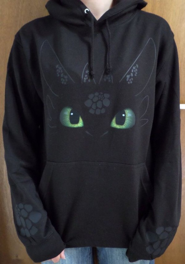 sweater toothless hoodie toothless how to train your dragon night fury hoodie toothless the dragon