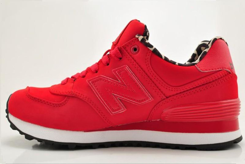 New balance red 02e wl574spr women shoes cheap for sale