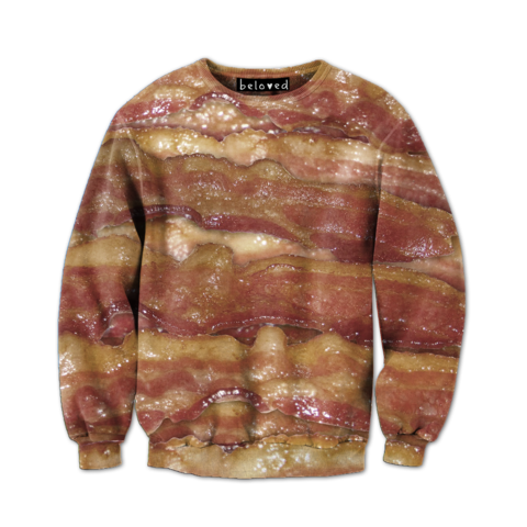 Bacon Sweatshirt | #belovedshirts