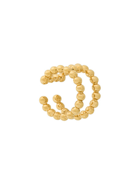 Astley Clarke cuff women ear cuff gold grey metallic jewels