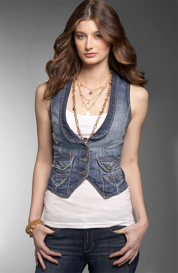 Find great deals on eBay for ladies denim vest. Shop with confidence.