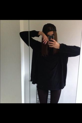 top black t-shirt dress t-shirt tumblr outfit tumblr grunge tank top starbucks coffee logo