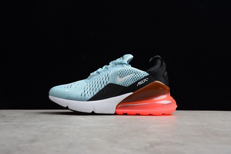 8a929b7392 Nike Air MAX 270 Light blue Running Shoes AH6789-400 on Storenvy
