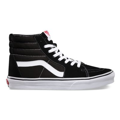 Suede/Canvas Sk8-Hi | Shop Classic Shoes at Vans